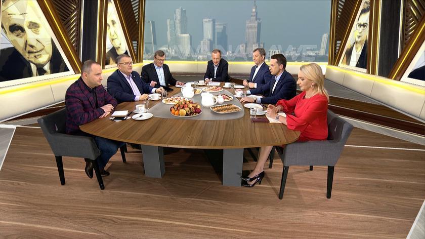 """""""Kawa na ławę"""" 10.02.2019. Cały program"""