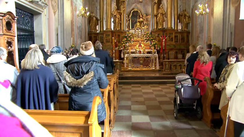 Odczytanie listu episkopatu ws. zakazu aborcji