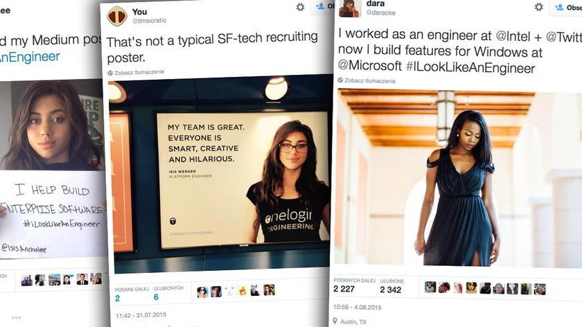 """Jak wygląda inżynier? Kobiety """"uciszają"""" internetowych trolli"""