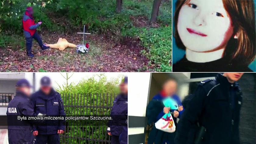 Do zabójstwa doszło w sierpniu 1998 roku (wideo archiwalne)