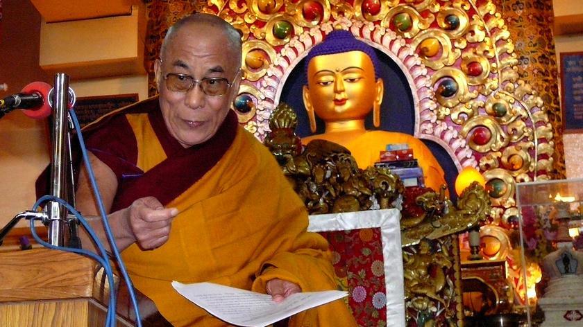 Dalajlama do Chin: pokażcie dowody