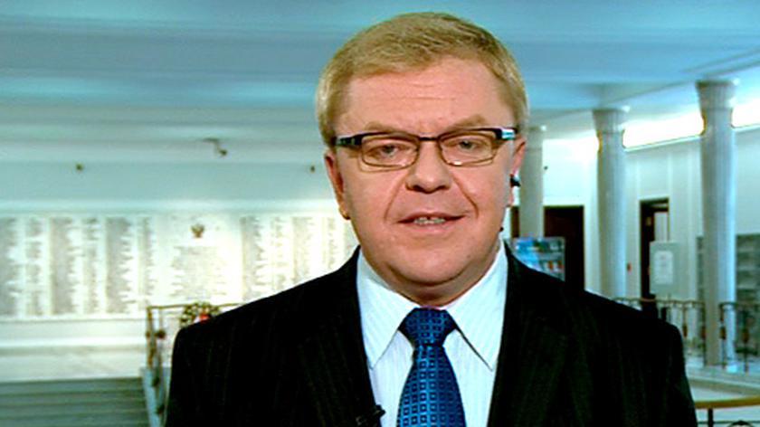 Chlebowski nie wierzy w inicjatywę Dorna