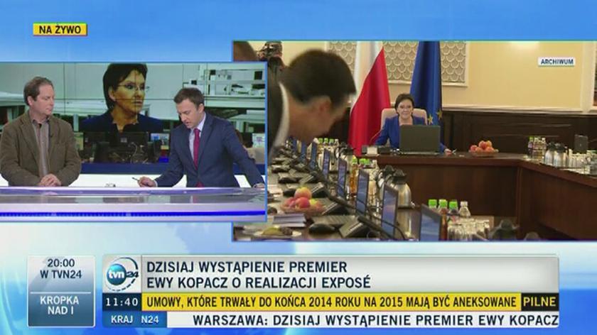 Co trzeci pytany Polak chce Kopacz dalej na stanowisku premiera