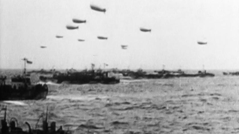 """""""Do Normandii dotarliśmy o 6 lub 7 rano i rozpętało się piekło"""""""