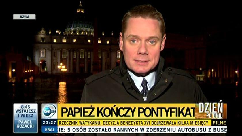 Do Watykanu przyjeżdża coraz więcej wiernych