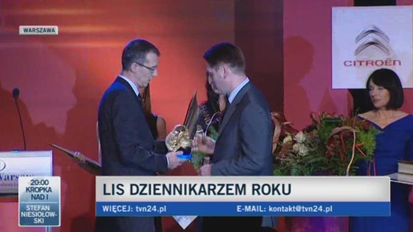 Dziennikarze Roku 2009 (TVN24)