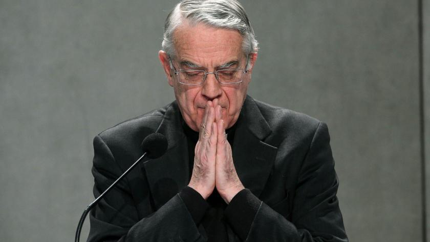 Federico Lombardi o decyzji papieża: Wielkie zaskoczenie