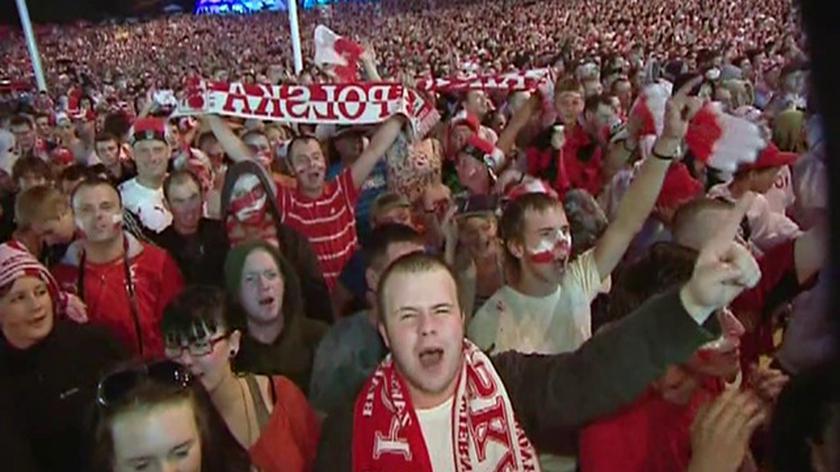 Gdańszczanie bawili się mimo przegranej Polaków