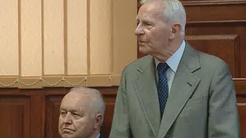 Gen. Tuczapski złożył wniosek o odroczenie rozprawy