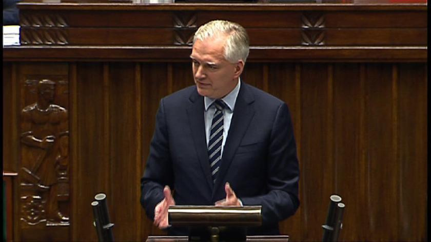 Gowin: zachęciłbym premier Kopacz do powrotu do obietnic Donalda Tuska