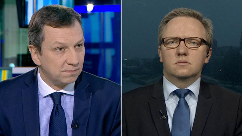 Halicki i Szczerski o sytuacji na Ukrainie
