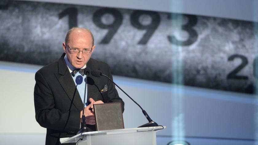 Henryk Skarżyński - zwycięzca w kategorii Nauka