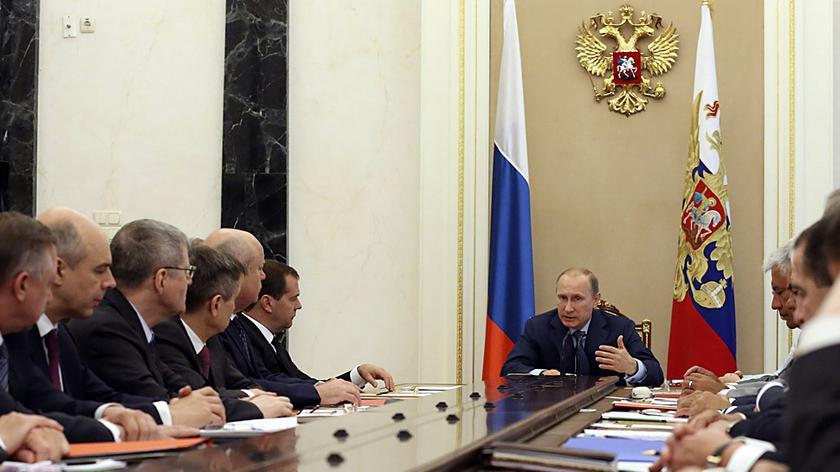 Jak Rosja zareaguje na sankcje?