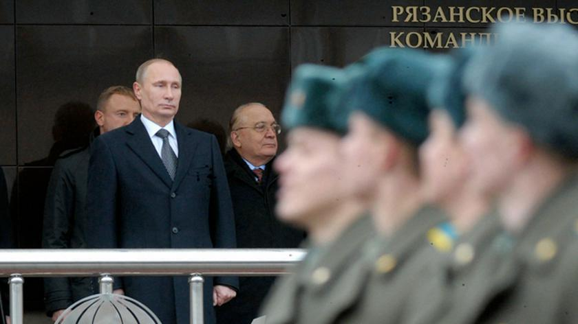 """""""Janukowycz narzędziem w rękach Putina"""""""