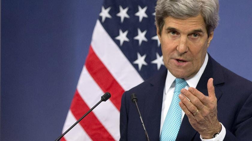 Kerry ostro do Rosji: o jej służbach i sankcjach USA
