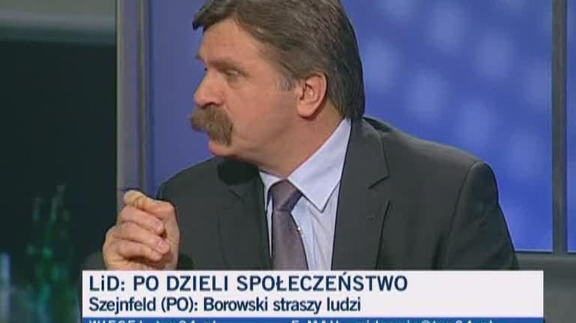 Krzysztof Putra krytykuje PO