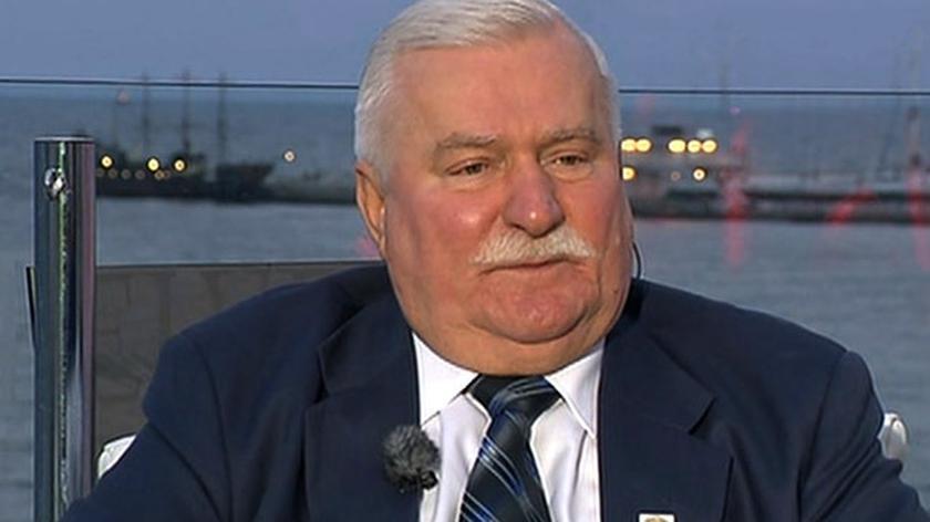 Lech Wałęsa: expose Kopacz? Czwórka z minusem