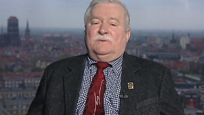 Lech Wałęsa o polskiej demokracji: to rywalizacja bez zasad