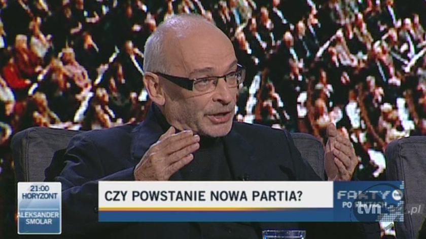 Lityński: PiS jest niezdolne do kooperacji