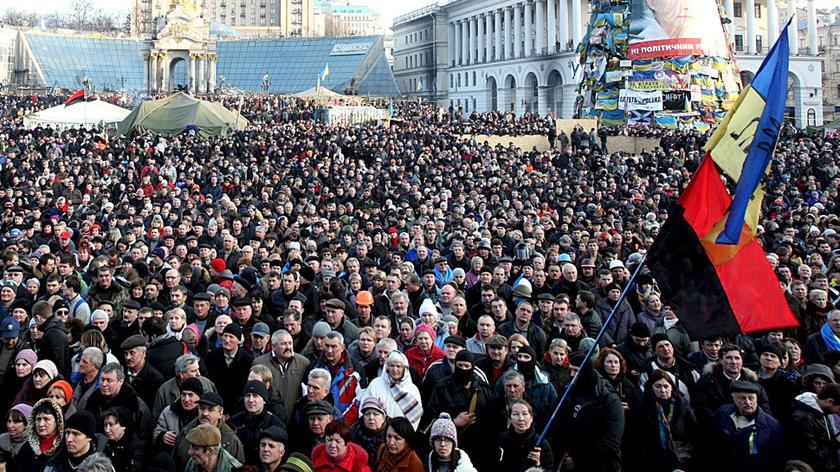 """Majdan """"nic sobie nie robi"""" ze słów Putina"""