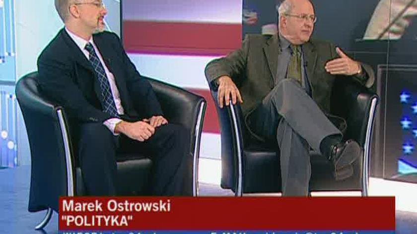Marek Ostrowski o kampanii w USA