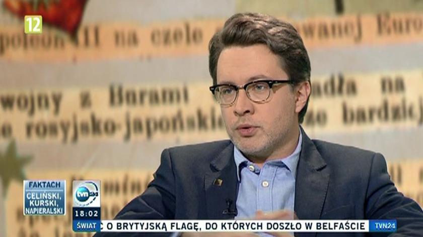 "Michał Rusinek w ""Xięgarni"""