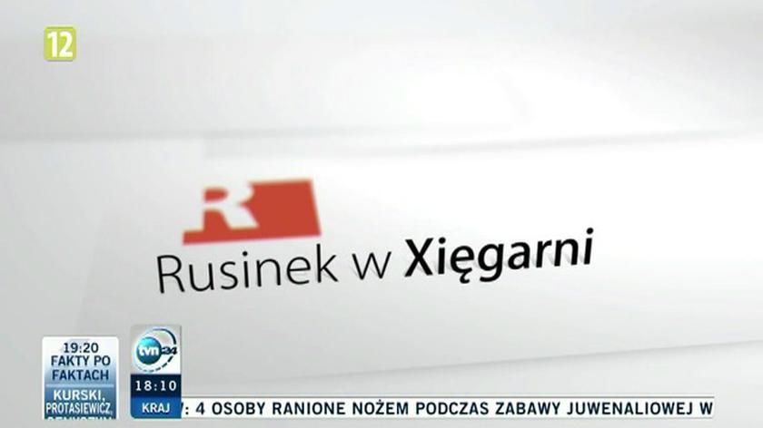 """Michał Rusinek zabrał widzów w zmysłową podróż z """"Oczyma skóry"""""""