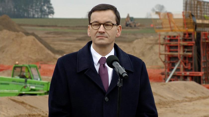 Morawiecki: myślę, że prezes NIK poda się do dymisji, jeżeli tak się nie stanie to mamy plan B