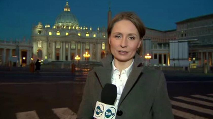 Ostatni dzień pontyfikatu Benedykta XVI
