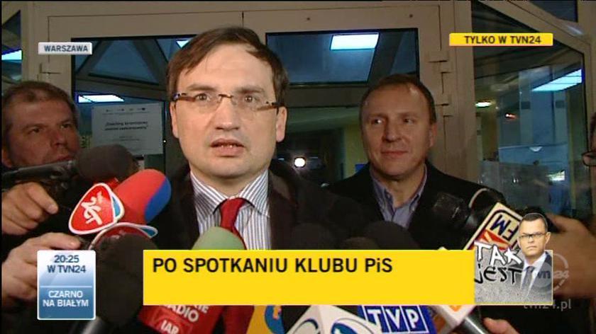 """""""PiS to moja partia"""" (TVN24)"""