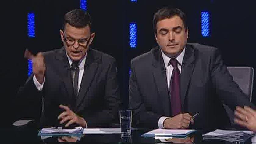 Polityczny show TVN24