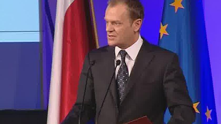 Premier o polityce zagranicznej