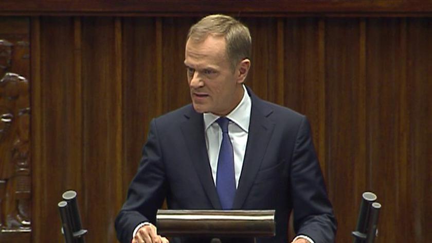 Premier o tle afery podsłuchowej