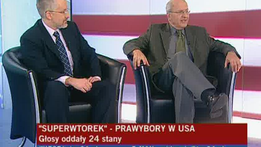 """Preston Smith """"Inter Fax"""" i Marek Ostrowski """"Polityka"""" o wynikach prawyborów"""