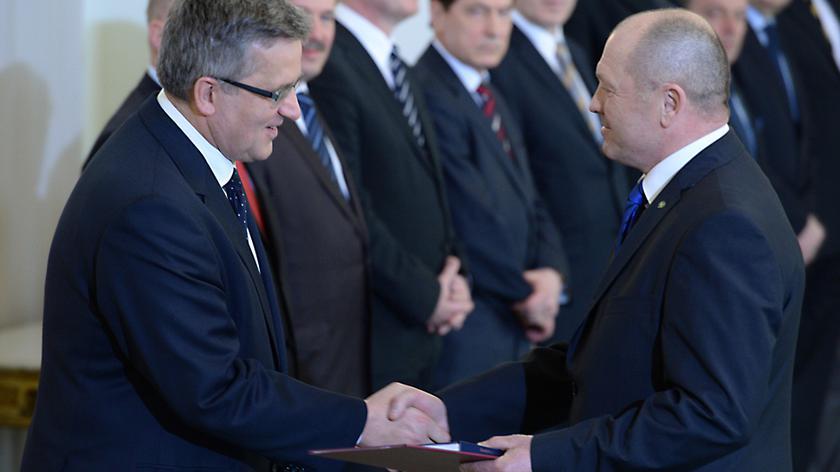 Prezydent powołał w poniedziałek Marka Sawickiego na stanowisko ministra rolnictwa