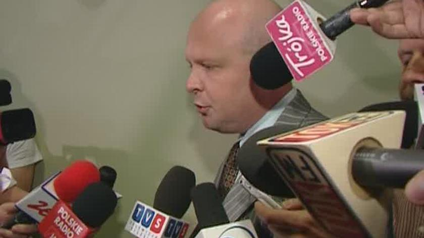 Prokurator o nieobecności Kiszczaka