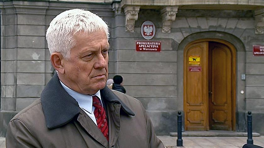 Prokurator Zbigniew Jaskólski o zatrzymanych