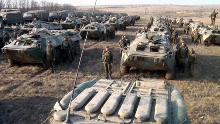 Putin wycofuje wojska? Amerykanie nie potwierdzają