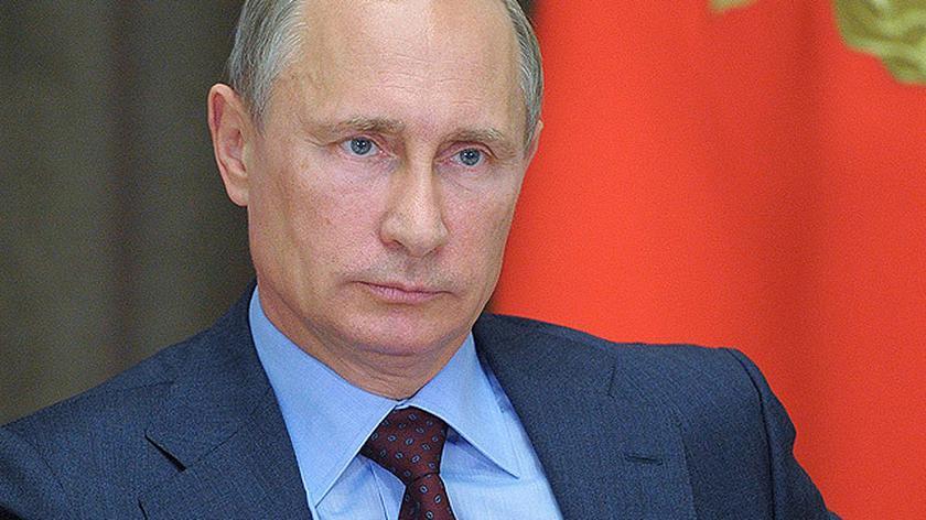 """""""Rosja wyciąga swoje łapska imperialne po Ukrainę"""""""