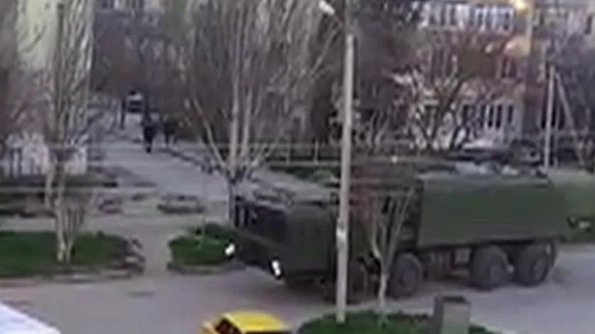 System rakiet Bal w Sewastopolu