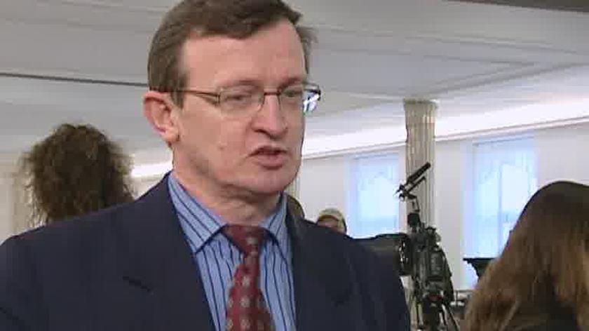 Tadeusz Cymański: Expose było rozczarowujące i przydługie