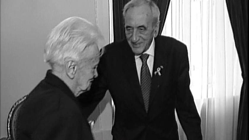 Tadeusz Mazowiecki miał 86 lat