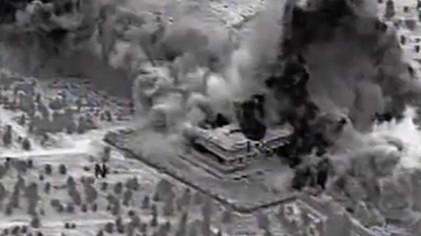 Decyzja Obamy o nalotach na cele w Syrii ma też wielu krytyków