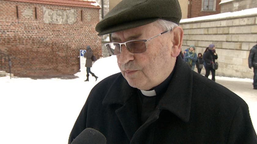 """""""To wyraz wielkiej odpowiedzialności za Kościół"""""""