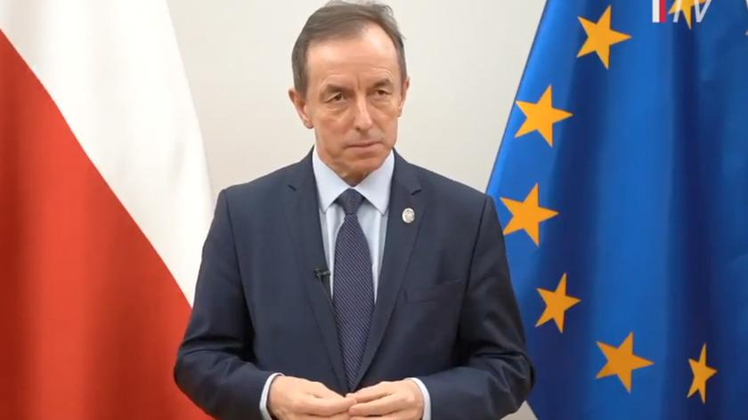 Tomasz Grodzki o wizycie przedstawicieli Komisji Weneckiej
