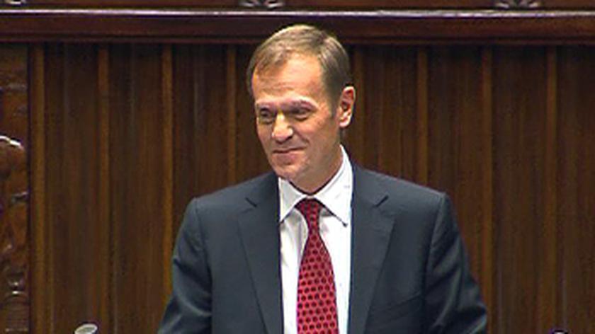 Tusk: obiecuję, że będzie Euro 2012