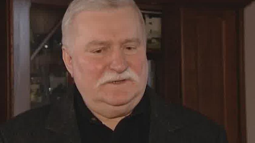 Wałęsa: W kraju jest anarchia