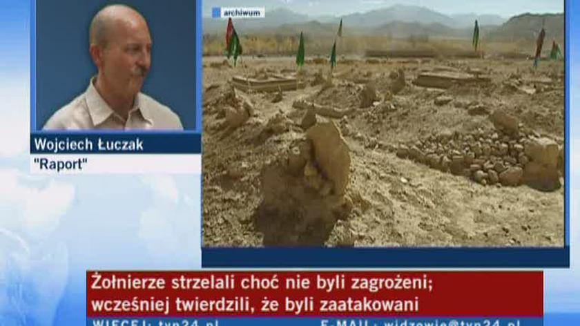 Wojciech Łuczak: Warto zadać sobie pytanie, co kierowało żołnierzami