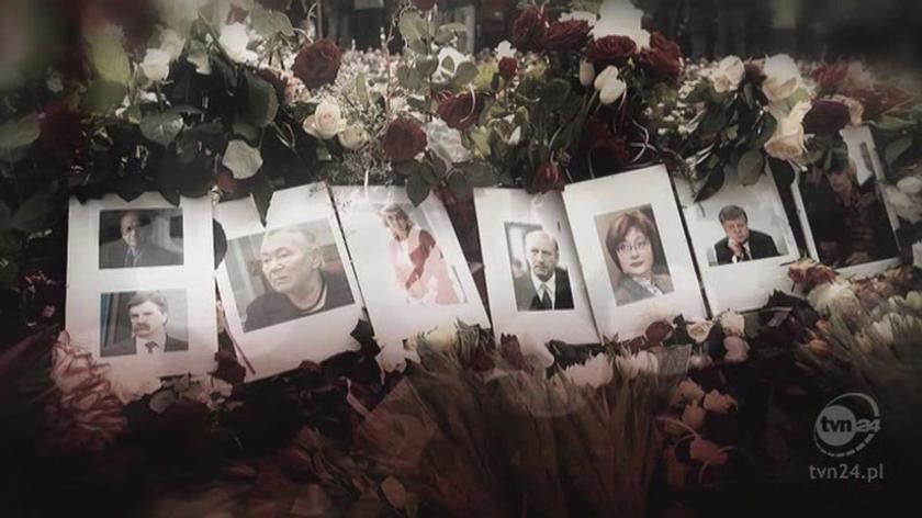 Żal po elicie państwa polskiego, która zginęła 10 kwietnia, zjednoczył wszystkich Polaków