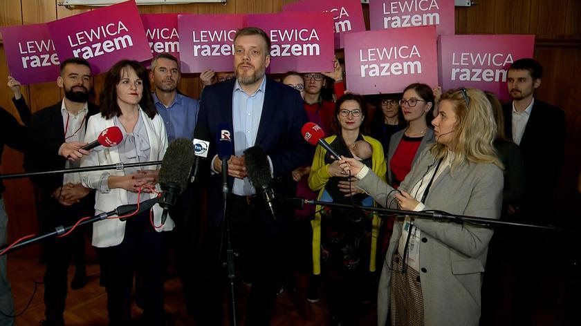 Zandberg: to nie parlament, do którego Prawo i Sprawiedliwość się przyzwyczaiło